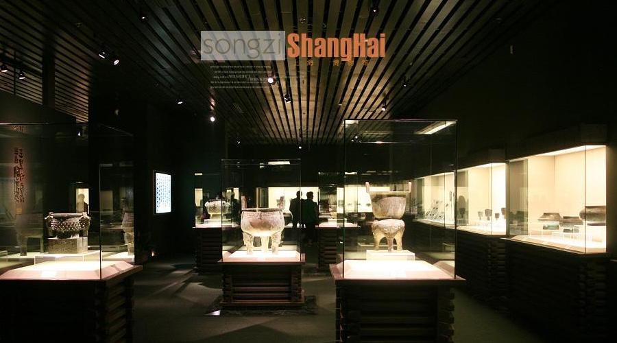 El museo de Shangai