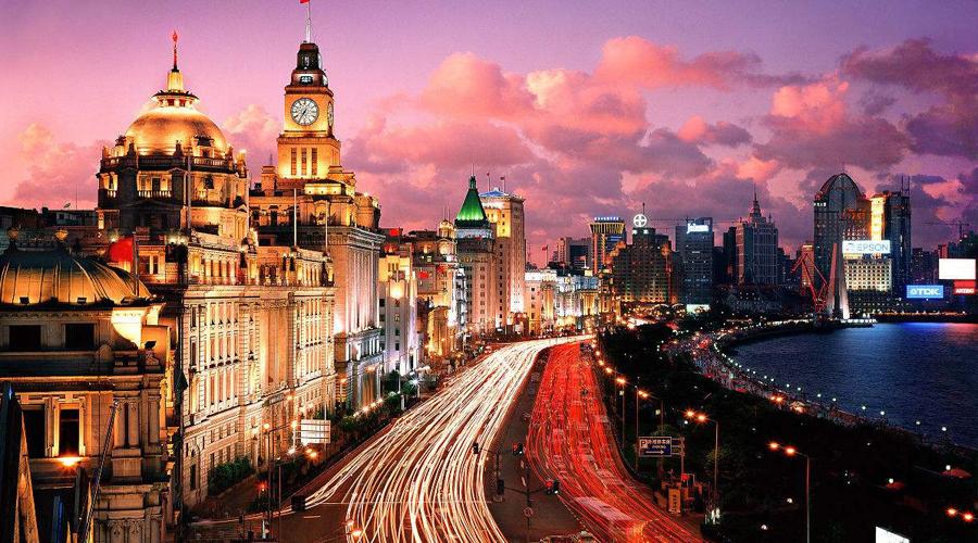"""""""promenade"""" de Shanghai&dm4atp&s: La Federación"""